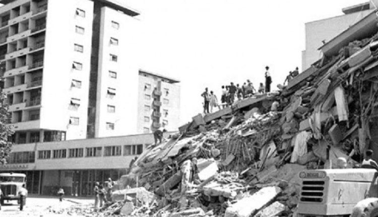 Oдбележувањето на 57-годишнината на скопскиот земјотрес под строги протоколи