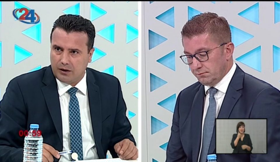 Заев: Ќе му отстапам 13 пратеници на Мицкоски за тој да формира влада, ако ДУИ уценува