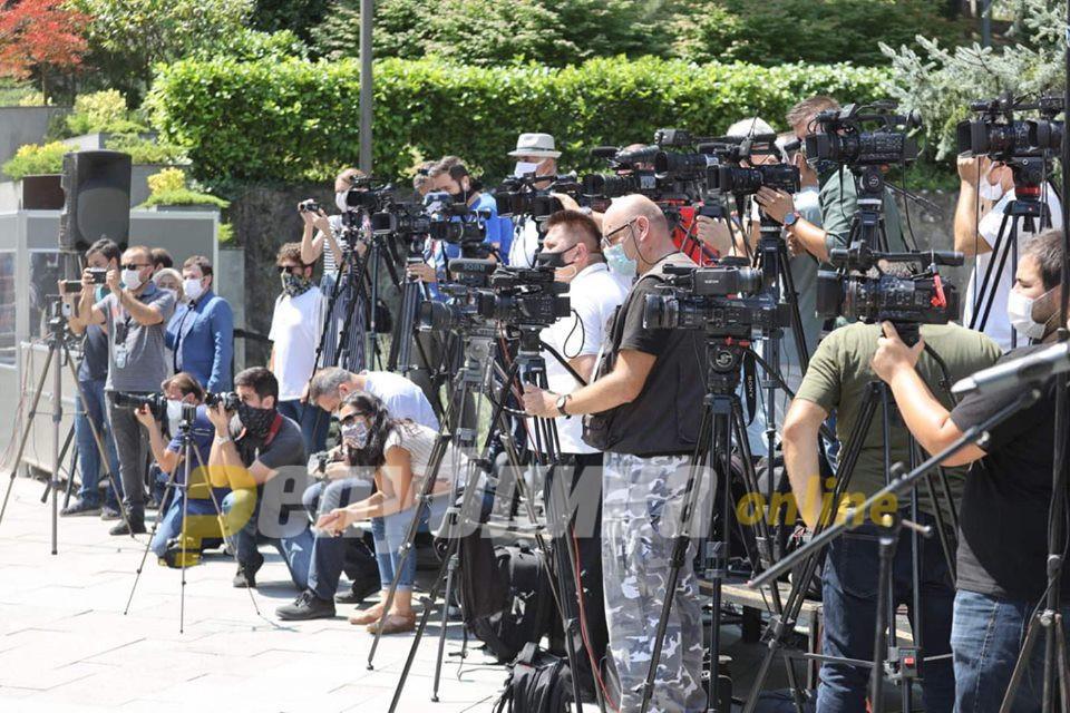 АВМУ: Нападите врз новинарите се апсолутно неприфатливи