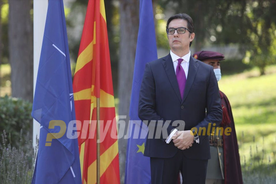 Илија Димовски: Ја прогласувам функцијата Претседател за умрено…