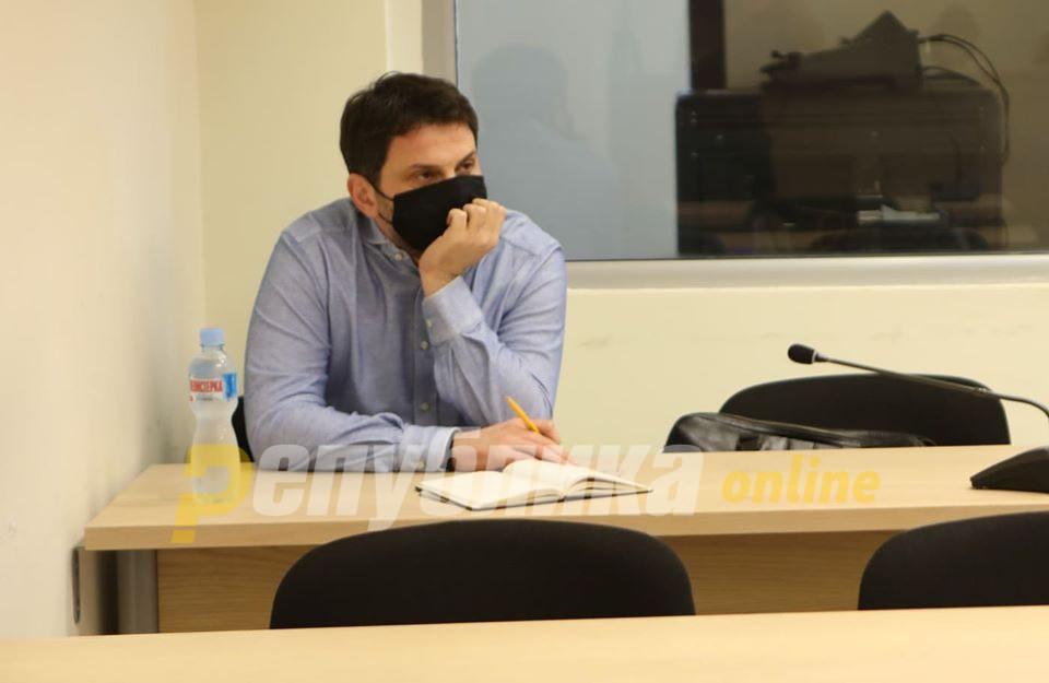 Денеска продолжува судењето за организаторите на 27 април