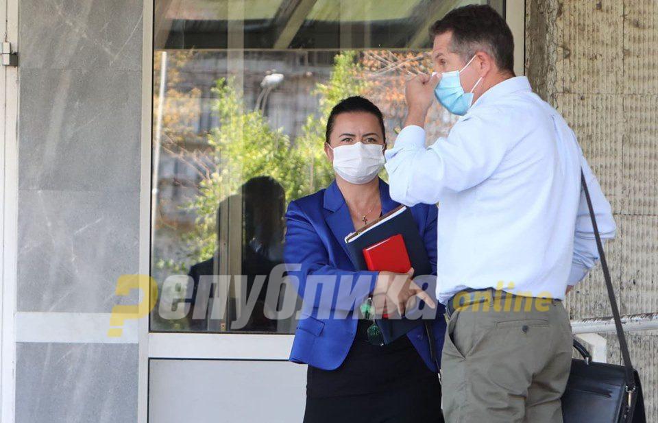Одбраната презентира докази, Ременски обвинува за кршење на ЗКП
