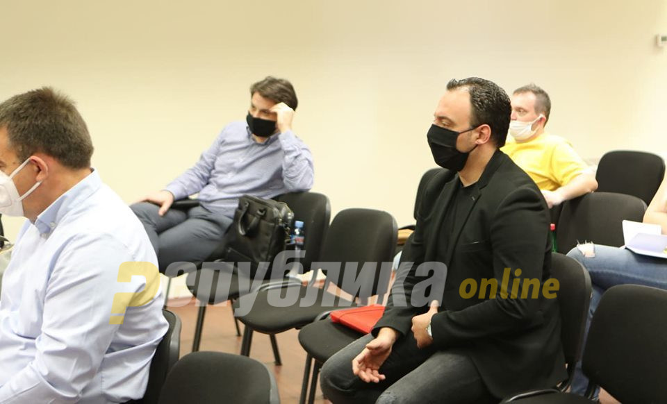 Без никакви докази Русковска сака да докаже тероризам од Јанакиески и Ристовски на 27 април