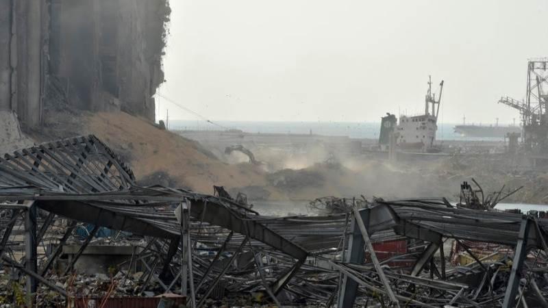 Надежите згаснаа: Нема преживеани под урнатините во Бејрут