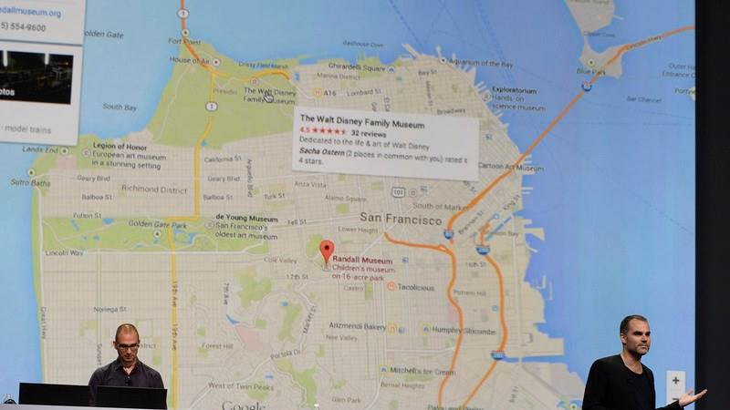Гугл лансира мапа за следење на шумските пожари во САД