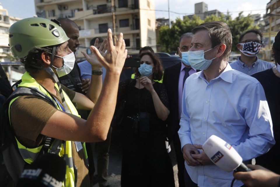 ФБИ се приклучуваат на истрагата за експлозија во Бејрут