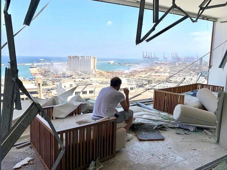 Ден потоа: Ова е најтажната фотографија од Бејрут