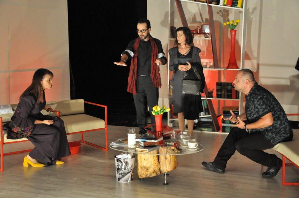 """Со претставата """"Бог на масакарот"""" на Турскиот театар завршува Охридско лето"""