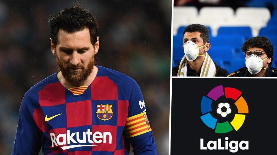Шпанска Ла Лига со поддршка за Барселона: Меси не може да си оди без обесштетување