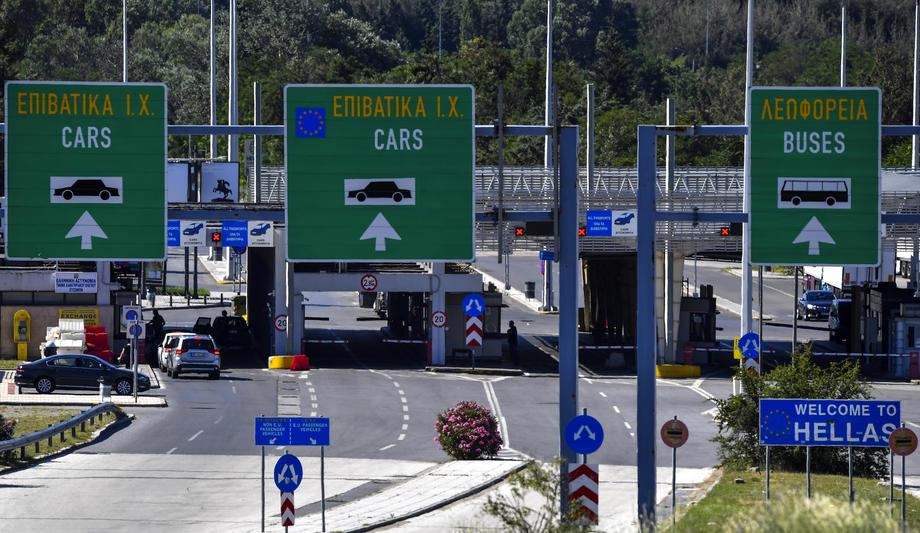 Границите со Грција остануваат затворени до 8 ноември