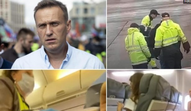 Мас: Понудата за третман на Навални стои