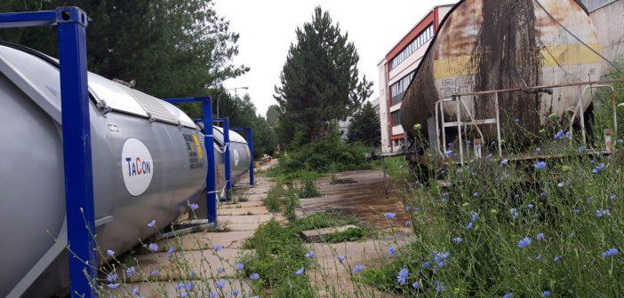 Винил хлорид мономерот што е складиран во ОХИС ќе се преточи и ќе се транспортира од државата, велат од Министерството за животна средина
