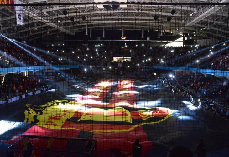 """Доколку Лигата на шампиони се игра без гледачи: """"Комити"""" најавуваат дека ќе го бодрат Вардар пред """"Јане Сандански"""""""