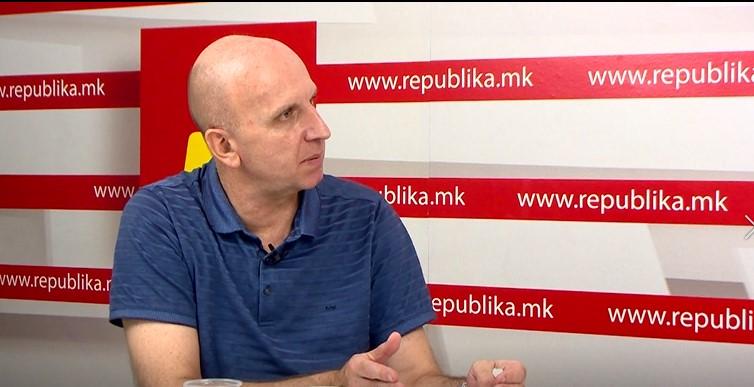 """Дукоски: Русковска не ја говори вистината за предметите """"Рекет"""" и """"Меѓународен сојуз"""""""