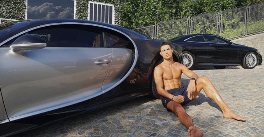 Роналдо купи нов автомобил од девет милиони евра
