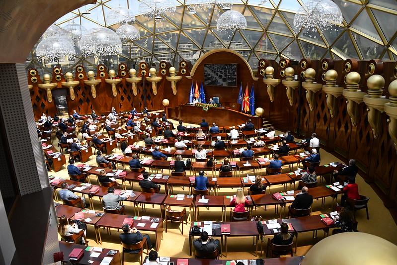 Неизвесно потврдувањето на одлуките за вонредна состојба во Собранието