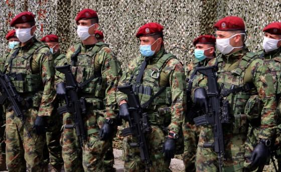 Српската војска по 20 години влезе на Косово