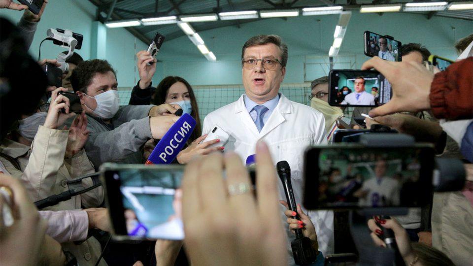 Руски лекари: Подготвени сме да го споделиме со германските колеги биоматеријалот на Навални