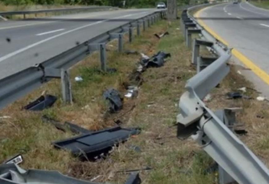 Еден починат, во сообраќајка во која учествувал македонски државјанин