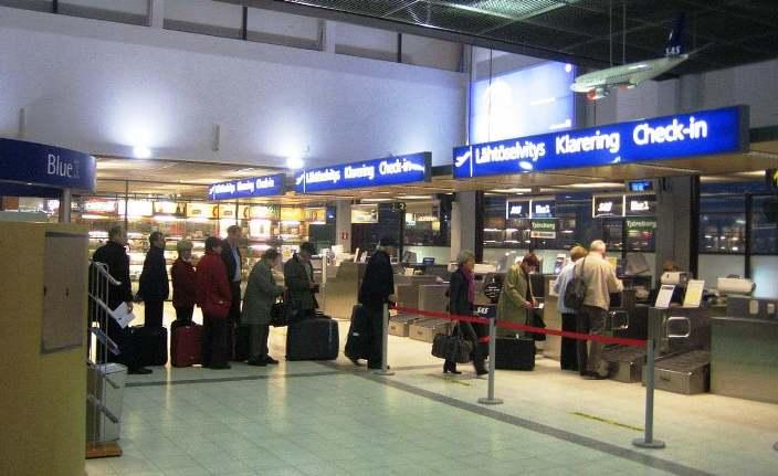 Кластер Македонија: Во Финска слетал авион од Скопје со 24 патници позитивни на Ковид-19