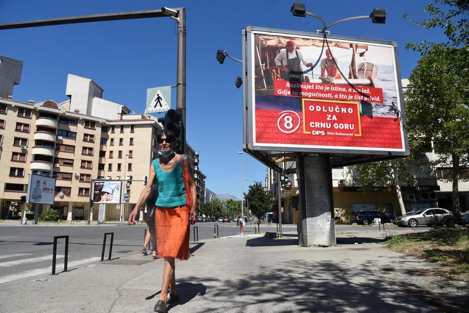Предупредување од амбасадата на САД во Црна Гора за денот на изборите