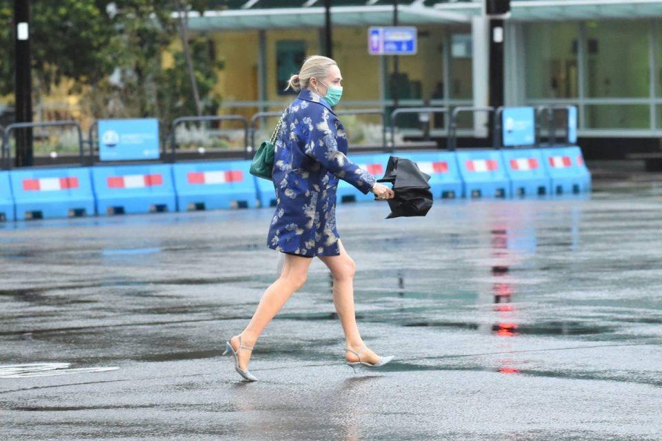 Претпладне дожд, попладне променливо облачно