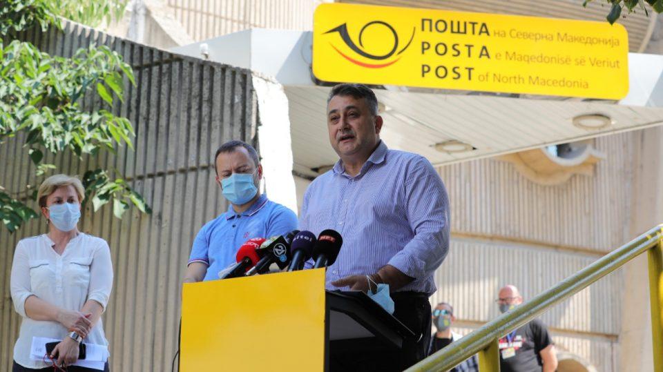 """Шефот на """"Пошта"""" Рустеми сега директор на """"Државни патишта"""""""