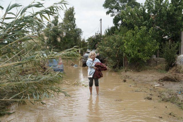 На Евија загинаа седум лица, едно е исчезнато во поплавите