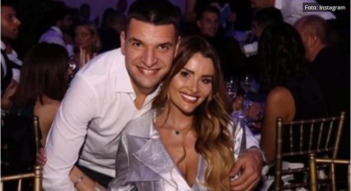 Забранетата љубов за која зборува регионот: Албански фудбалер ѝ направи дете на српска манекенка