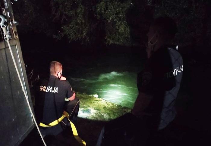 Пронајдено телото и на мажот кој скокнал во Вардар да ја спаси девојката која се удави кај Гостивар