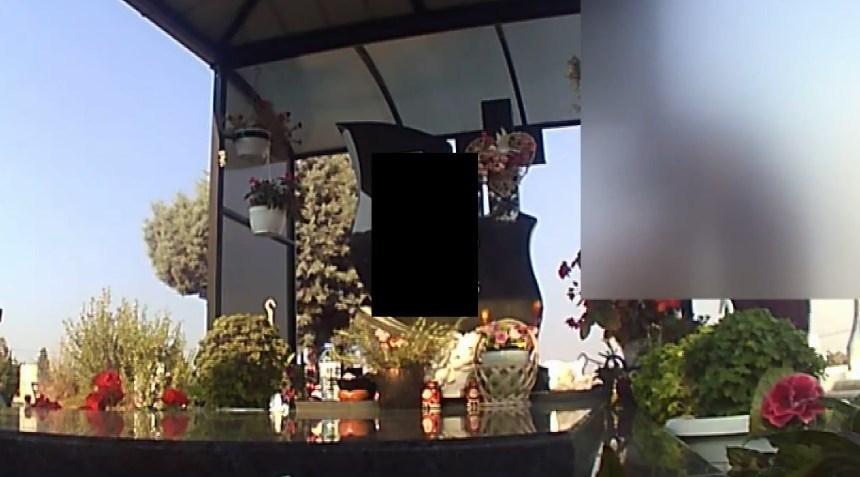 Штипјанец поставил камера на гробот на својот син за да дознае кој го краде цвеќето