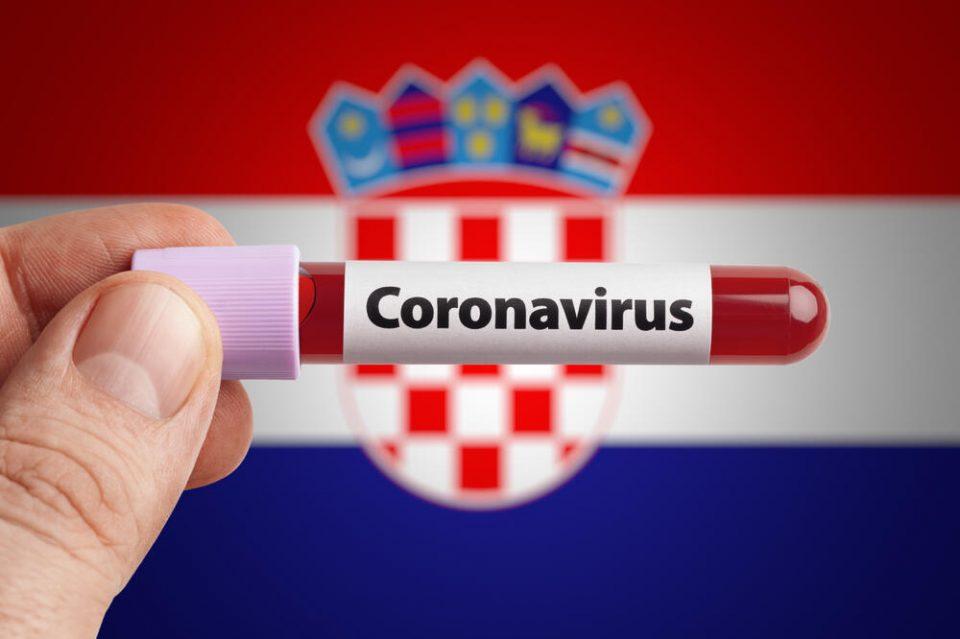 Во Хрватска и натаму високи бројки на новозаразени со коронавирус