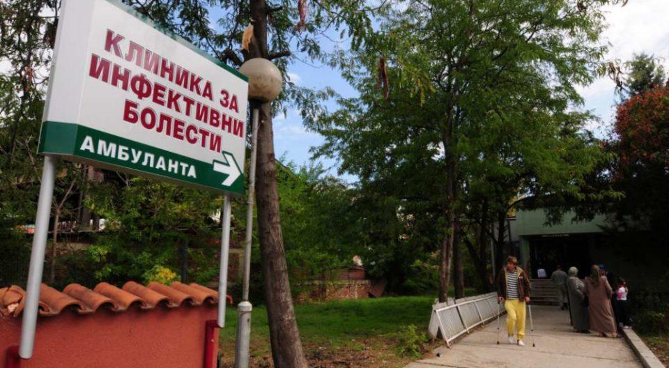 Македонија урива рекорди: 22 починати, 561 новозаразен во изминатите 24 часа