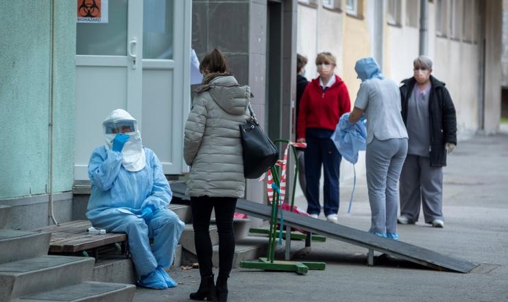 Во моментов активни се 2.076 случаи на заразени со коронавирус