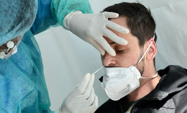 73 отсто граѓани изјавиле дека не прележале Ковид 19, експертите тврдат дека најмалку 60 отсто веќе биле заразени