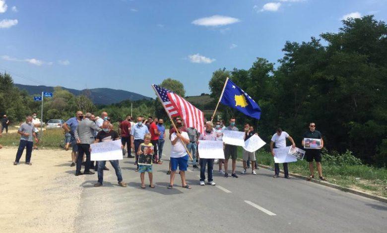 Протест во Косово поради влезот на српска воена патрола на косовска територија