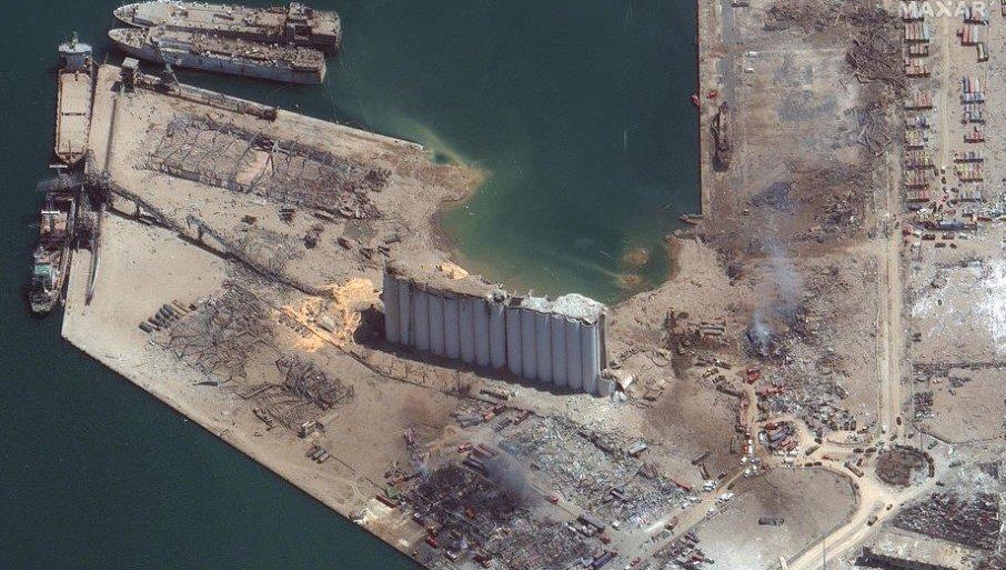 Кратер длабок 43, а широк 200 метри – вака изгледа местото на екплозијата денеска