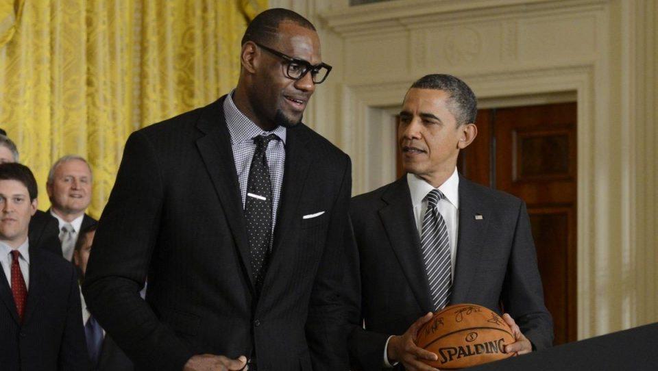 Обамa го советува Леброн играчите да не го бојкотираат НБА плејофот