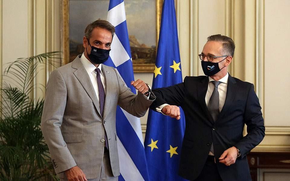 Германскиот министер Мас повика на дијалог Грција – Турција