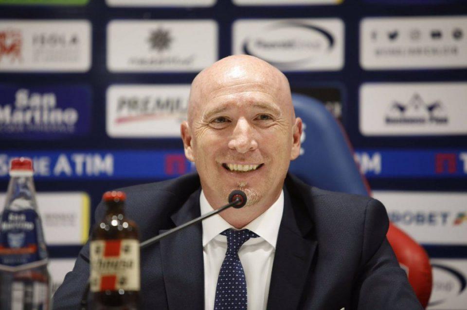 Клубот на Пандев го промовираше новиот тренер