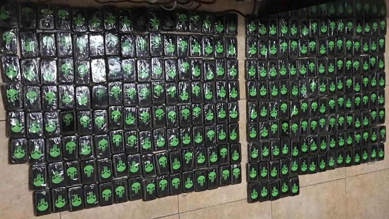 26 килa марихуна во форма на чоколадо запленети во Драч