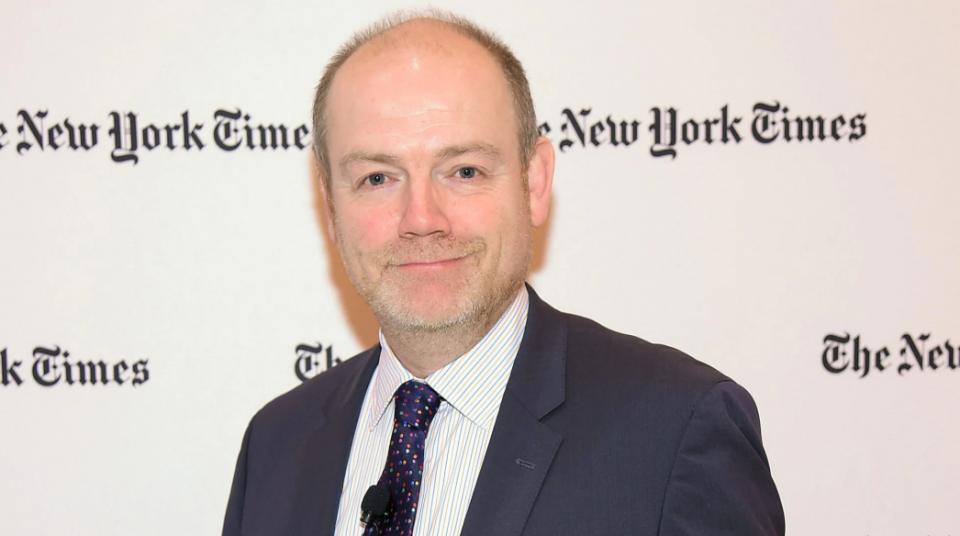 """Генералниот директор на """"Њујорк тајмс"""" заминува со пакет акции вредни 37 милиони долари"""