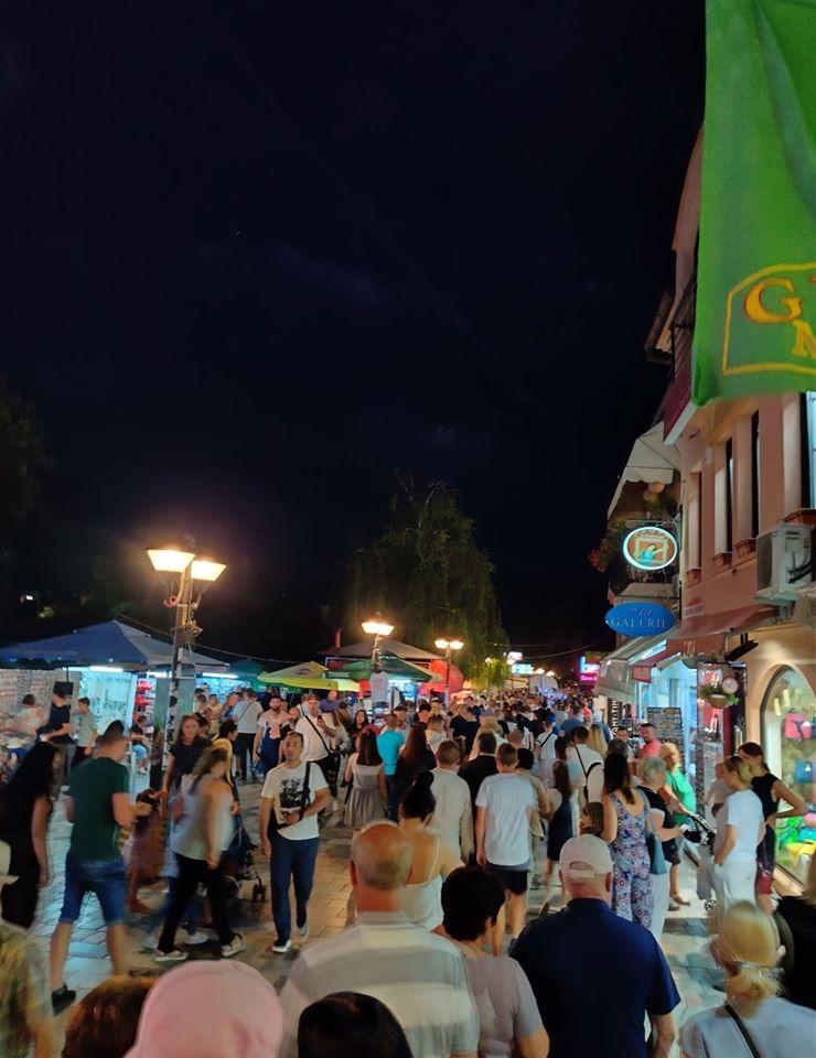 Во Охрид 90, во Струга 46 лица казнети за неносење маска