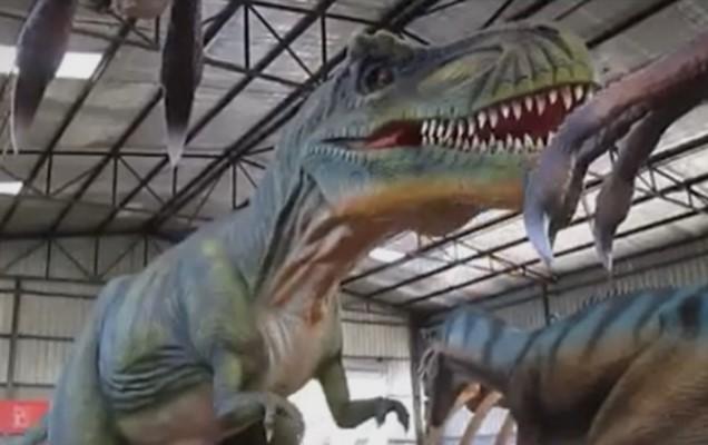 Скопје ќе добие парк на диносауруси