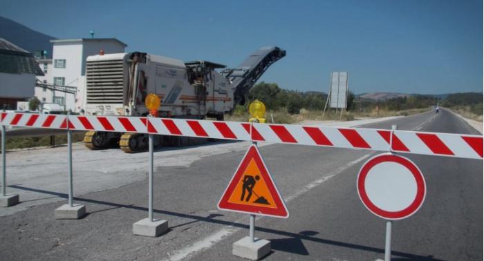 Пренасочен сообраќајот на патот Прилеп – Ресен