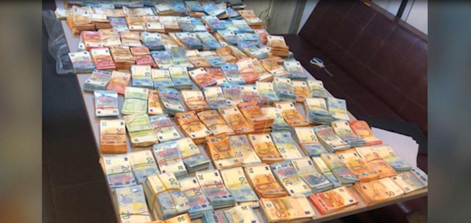 Албанците итаат да си ги донесат парите пред фискалната амнестија, запленети 1,1 милион евра на границите