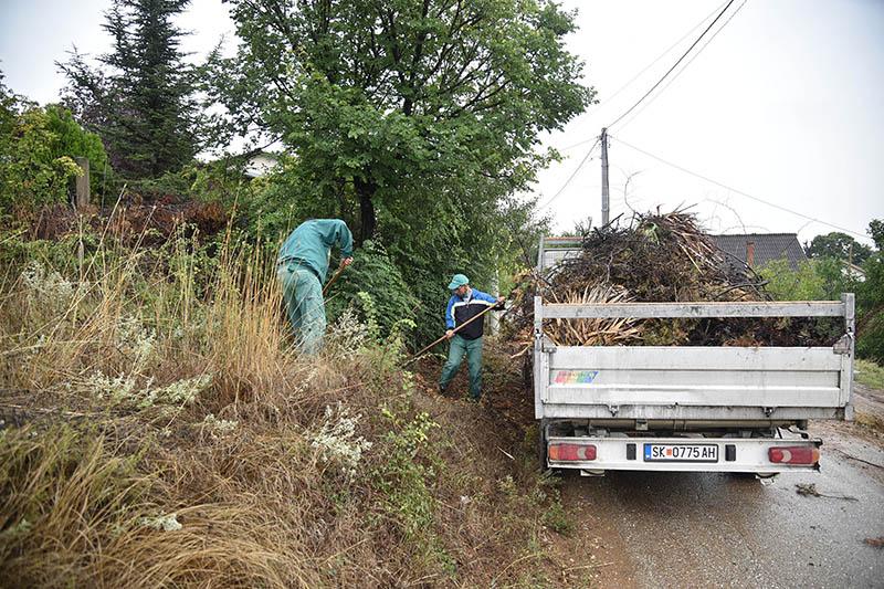 Град Скопје продолжува со бесплатно подигање органски отпад