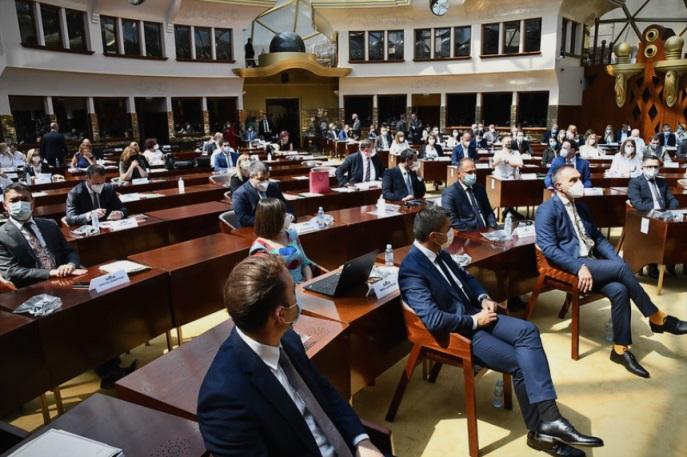 Муцунски: Срамно беше што се чекаше месец дена за да профункционира Собранието