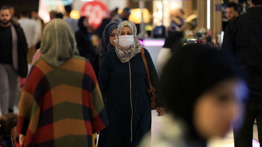 Во Ирак најголем број на новозаразени од почетокот на пандемијата