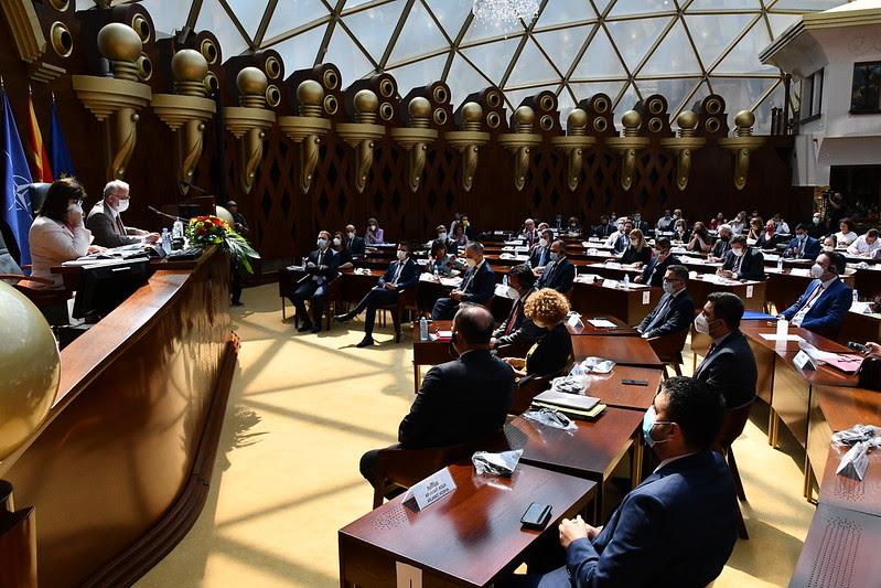 Дали ќе успеат: Нов обид во Собранието да се донесе петтиот пакет антикризни мерки